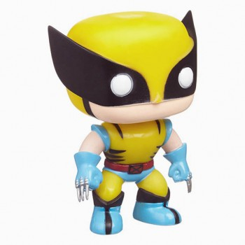 Wolverine Pop! Marvel X-Men Bobblehead