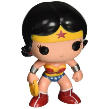 Wonder Woman Pop! - DC Wonder Woman Bobblehead Figure