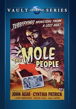Mole People - What Is Sci-Fi? A Sci-Fi Definition