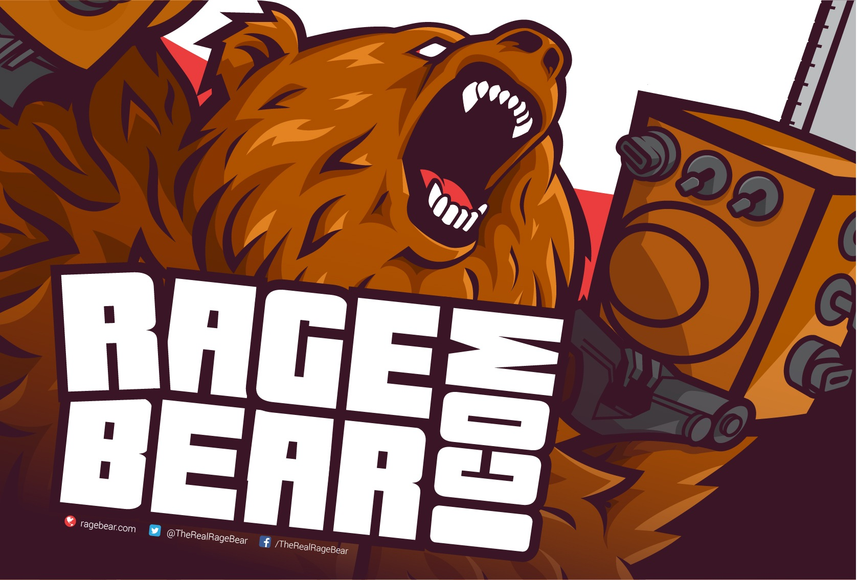 RageBear – Geek & Superhero Stuff, Toys, Clothing and Gifts